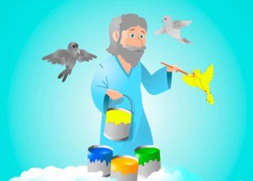 Videocuentos – El Pintor de Pajaritos