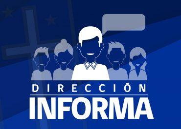 Dirección Informa Cierre de Procesos 2020
