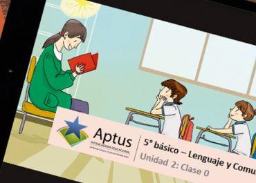 Nueva Entrega de Textos APTUS 4° a 8° Básico