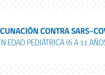 Vacunación Escolar Contra Sars-Cov-2 Estudiantes